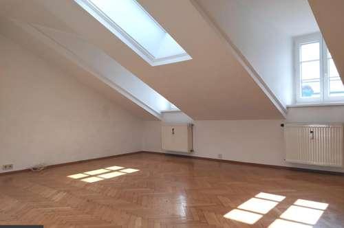 Große Dachgeschoß-Mietwohnung im Zentrum von Villach