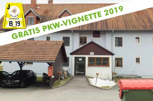 PROVISIONSFREI - Leutschach - ÖWG Wohnbau - Miete ODER Miete mit Kaufoption - 3 Zimmer