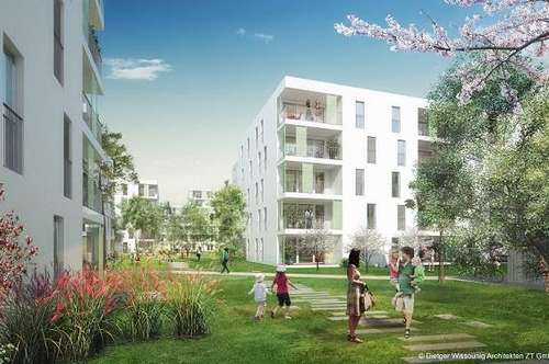 PROVISIONSFREI - Graz - ÖWG Wohnbau - geförderte Miete mit Kaufoption - 2 Zimmer