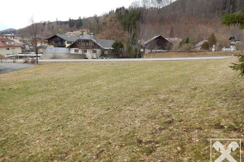 Gewerbegrundstück in Fuschl am See