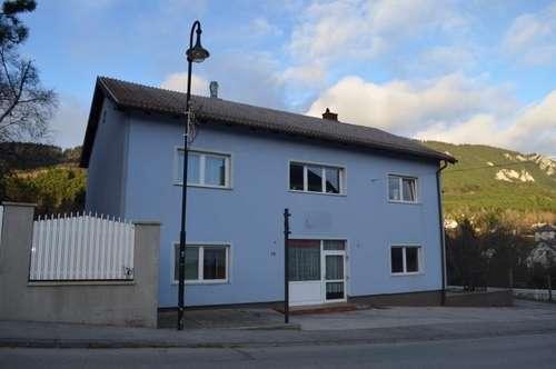 Mietwohnung mit 60,02 m² in Grünbach am Schneeberg!