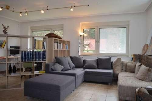 Mietwohnung mit 137 m² in Edlitz mit Balkon und überdachter Terrasse!