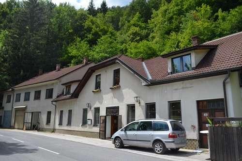 Mietwohnung (26,71 m²) mit Gartenanteil in Stixenstein