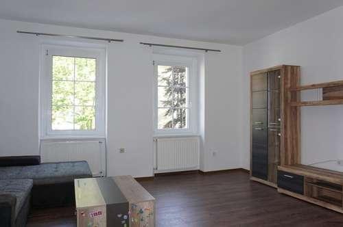 Gepflegte, möblierte Mietwohnung mit circa 75 m² in Wimpassing