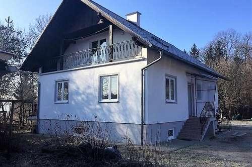 Traumhaftes Einfamilienhaus in der Nähe von der Therme Loipersdorf!
