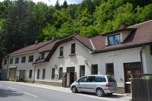 Mietwohnung (28,03 m²) mit Gartenanteil in Stixenstein