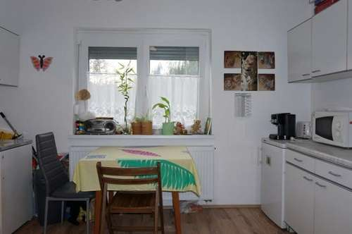 Zur Vermietung gelangt eine Wohnung in Gloggnitz mit Gartenbenützung!
