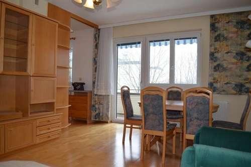 Helle, gut aufgeteilte Mietwohnung mit Balkon in Neunkirchen!