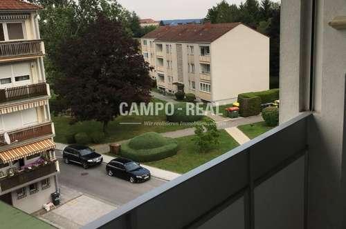 CAMPO-Wohnung: Helle großzügige ETW in Fürstenfeld