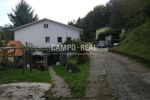 CAMPO-HAUS: Doppelhaus mit großem Garten - Kleintierhaltung erlaubt