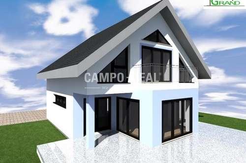 CAMPO-GRUND/HAUS: Grand-Haus - Ihr neues Zuhause zum Wohlfühlen - Beispiel Yspertal