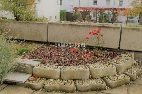 CAMPO-WOHNUNG: Terrassen-Garten-Wohnung