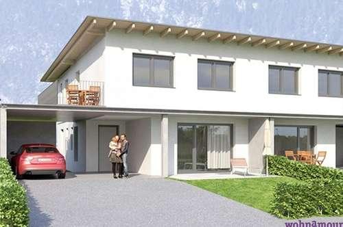 Hochwertige Doppelhäuser in sonniger Lage