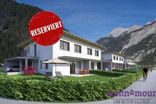 Hochwertige Doppelhäuser in sonniger Lage Haus 1B - Schlüsselfertig