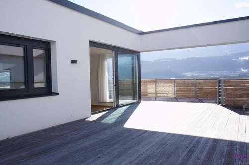 Exklusive Dachterrassenwohnung mit freiem Ausblick in Rum