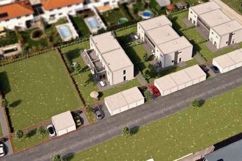 Idealer Baugrund für ein großzügiges Einfamilienhaus