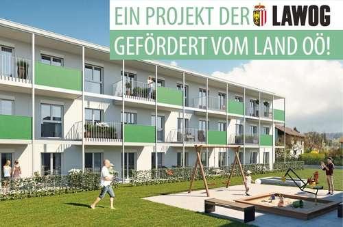 Geförderte Neubauwohnungen in Ottensheim! Jetzt Infotermin vereinbaren!