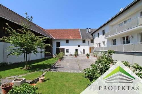 Ruhige 3 Zimmerwohnung mit Küche & Balkon in einem neu renovierten Bauernhaus in Wilhering