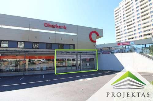 Ihr neues Geschäft mit großer Schaufensterfront im Einkaufszentrum Muldenstraße
