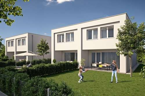 LEBENSQUELL SCHÖNERING - der feine, grüne Unterschied - Doppelhaus TOP 2