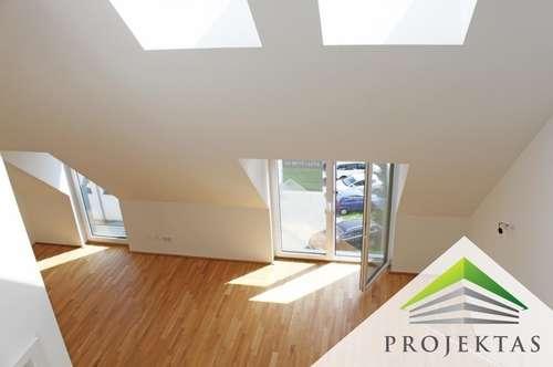 360° Rundgang online! Ihr phantastisches Neubau-Penthouse in Urfahr! (Provisionsfrei!)