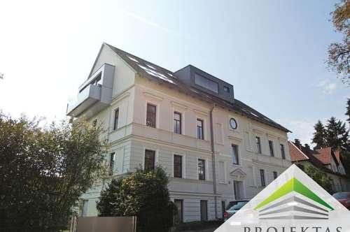 Dachgeschoßtraum am Auberg! 3 Schlafzimmer! Terrasse und 1A-Aussicht!
