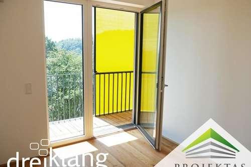 Platz für die ganze Familie! 4-Zimmerwohnung im Projekt DREIKLANG! Bezug ab sofort!