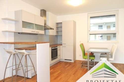 Vollmöblierte 2 Zimmer-Gartenwohnung in ruhiger Linzer Stadtlage!
