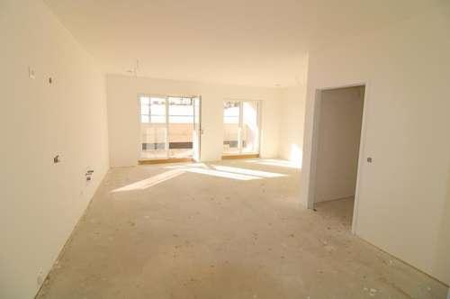 Kuwa 39   Neubau-DG-Wohnungen am Fuße des Froschbergs - 3 Zimmerwohnung mit Küche & Loggia