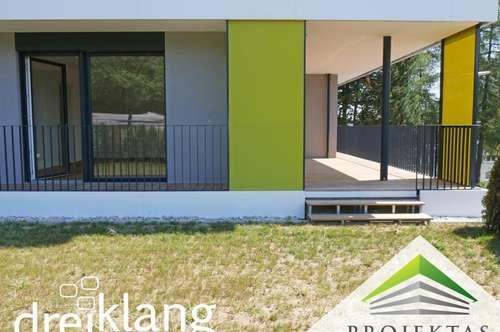 Ihr Sommer im eigenen Garten! Besichtigen Sie jetzt Ihr neues Zuhause am Pöstlingberg!