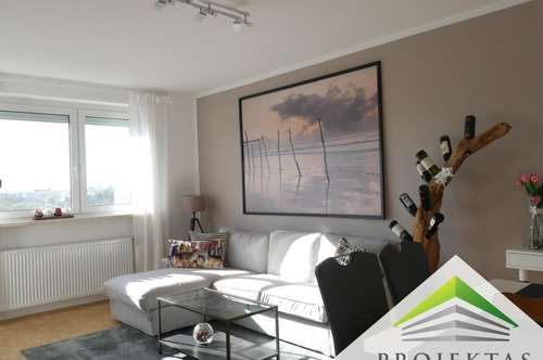 4,5 Zimmerwohnung mit Traumblick in Urfahr! 360° Rundgang online!