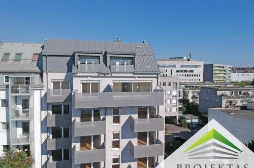JEZT NEU! - 3 Zimmer-Neubau-Wohnung mit Küche und Balkon - ERSTBEZUG!
