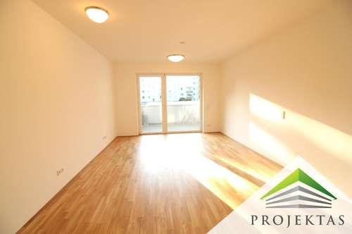 JETZT NEU! - 3 Zimmer-Neubau-Wohnung mit Küche und Balkon - ERSTBEZUG!