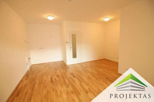ERSTBEZUG! - Chice 2 Zimmer-Neubau-Wohnung mit Küche und Balkon - JETZT NEU!