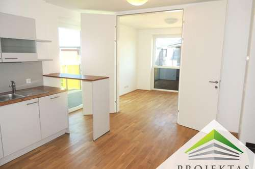 Perfekt aufgeteilte 2 Zimmerwohnung mit Küche & Balkon - Nähe Medizin Uni