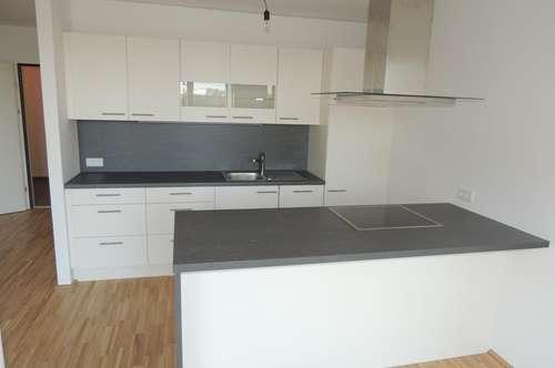 Wohnen im Donaublick - NEUBAU - 2 Zimmerwohnung mit hochwertiger Küche in Urfahr