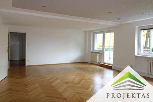 Familientraum mit 122 m²: Großzügige 4 Zimmerwohnung am Bindermichl