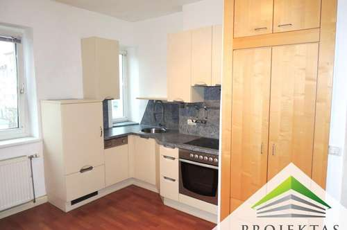 Nette 2 Zimmerwohnung mit Küche - sofort einziehen!