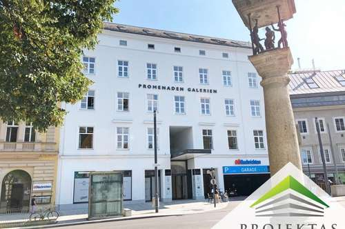 PROMENADENGALERIEN - 2 Zimmerwohnung in DER BESTEN Innenstadtadresse!