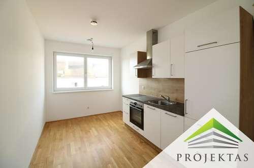 Moderne 2 Zimmerwohnung mit Küche und Loggia - ab sofort beziehbar!