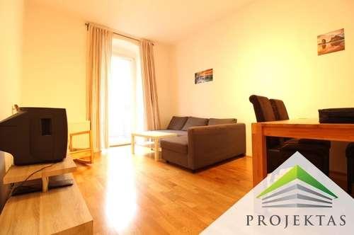 Gut aufgeteilte 4 Zimmerwohnung mit Küche & Balkon - Nähe Bulgariplatz