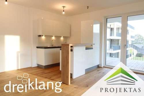 DREIKLANG - sonnige 3 Zimmer Wohnung mit Küche & toller Terrasse am Pöstlingberg!