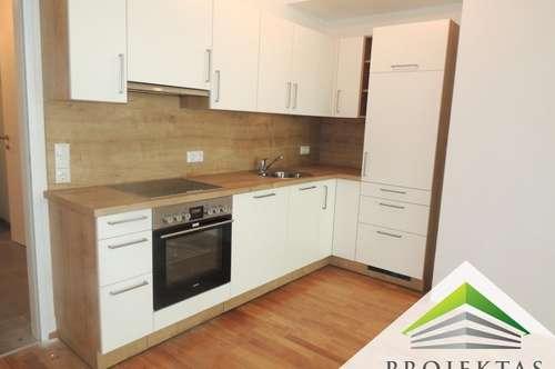 Großzügige 2 Zimmerwohnung mit Küche und Loggia im Linzer Zentrum