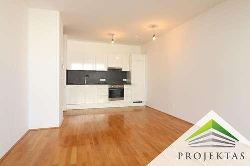 Moderne 2 Zimmerwohnung mit Loggia und Küche - ab sofort verfügbar!