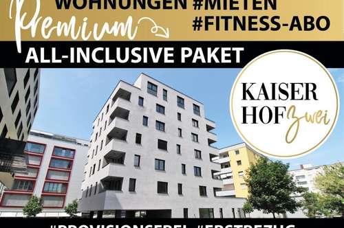 KAISERHOF 2   Chice 2 Zimmer-City-Wohnung mit Küche zum ERSTBEZUG - PROVISIONSFREI