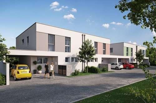 GREEN LIVING TRAUN - Eine gute Entscheidung! Doppelhäuser am Trauner Drosselweg!