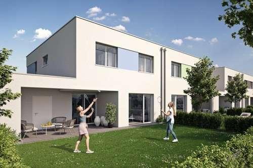 Doppelhäuser GREEN LIVING TRAUN - Platz für die ganze Rasselbande! (Rohbauten fertiggestellt!)
