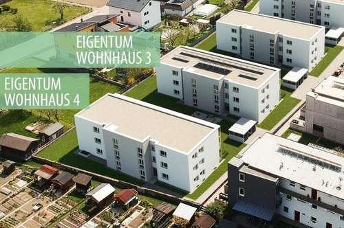 Leistbares Eigentum in Ottensheim: Ihre geförderte Neubau 3-Zimmer DG-Wohnung wartet auf Sie!
