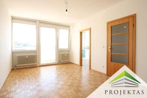 Ihr neues Zuhause in Linz-Urfahr! Gepflegte 3,5 Zimmerwohnung mit 2 Außenbereichen und TG-Stellplatz - ab sofort verfügbar