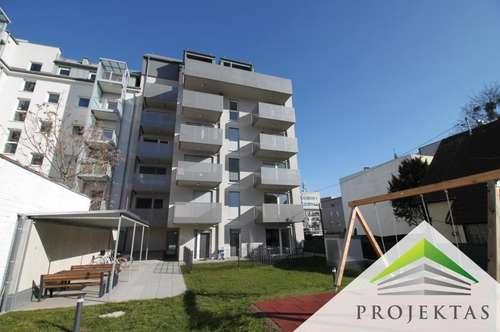 Moderne 2 Zimmer-Neubau-Wohnung mit Küche und Balkon